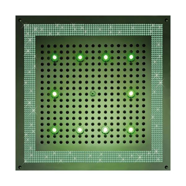 Deszczownica Dream Cube Flat light RGB Chromoterapia Crystal