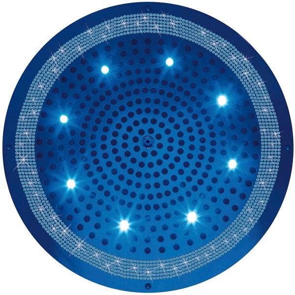 Deszczownica DREAM OKI Flat Light RGB Cromoterapy - Crystal-2059