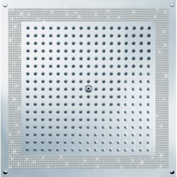Deszczownica sufitowa DREAM CUBE FLAT Crystal