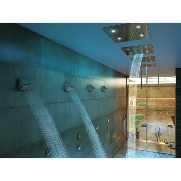 Deszczownica Dream/2 RGB cromotherapy 2 strumieniowa-2425