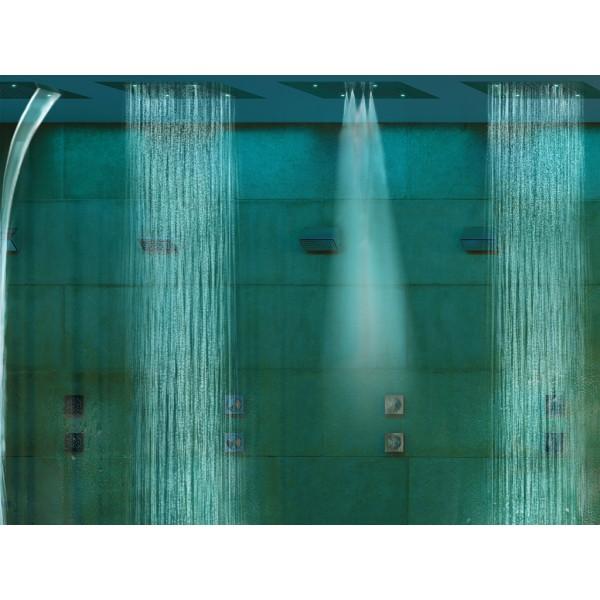 Deszczownica Dream/2 RGB cromotherapy 2 strumieniowa-2427