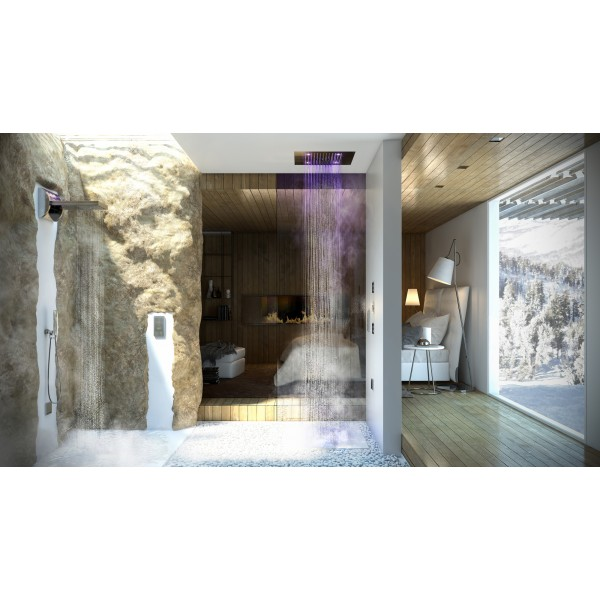 Deszczownica Dream/4 RGB cromotherapy 4 strumieniowa-2433