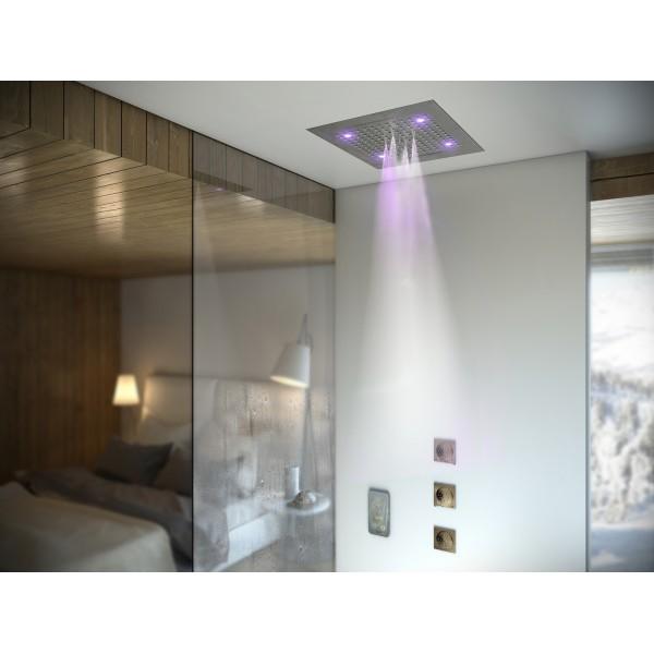 Deszczownica Dream/4 RGB cromotherapy 4 strumieniowa-2434