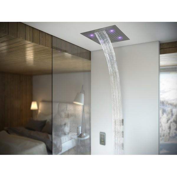 Deszczownica Dream/4 RGB cromotherapy 4 strumieniowa-2435