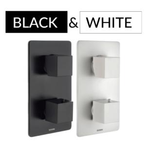 black&white CUBE termostat 3