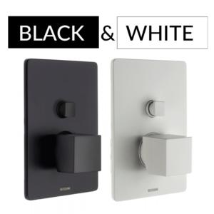 black&white Cube mieszacz 2