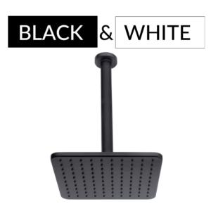 black&white deszczownica sufitowa COSMO 230