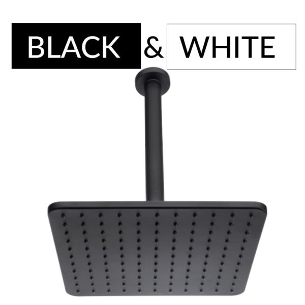 black&white deszczownica sufitowa COSMO 280