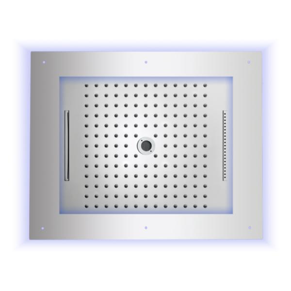 Deszczownica chromoterapia Frame/4 RGB 4 strumieniowa